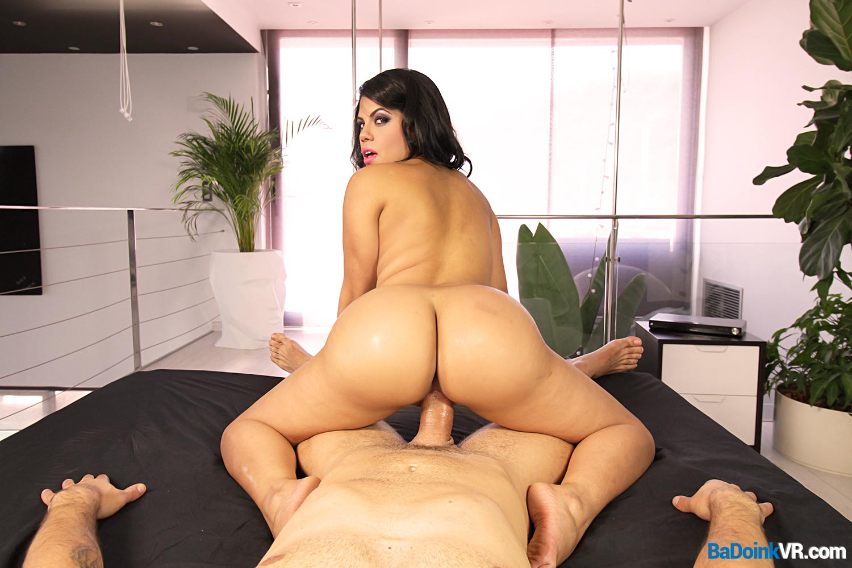 Porno VR 360 Kesha Ortega