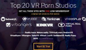 best VR porn