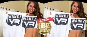 best VR porn video Riley Reid