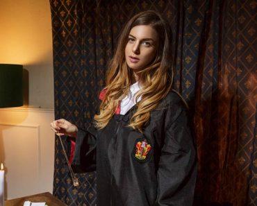 Hermione Granger Cosplay VR porn