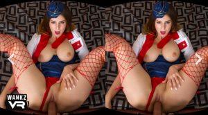 Stella Cox VR porn