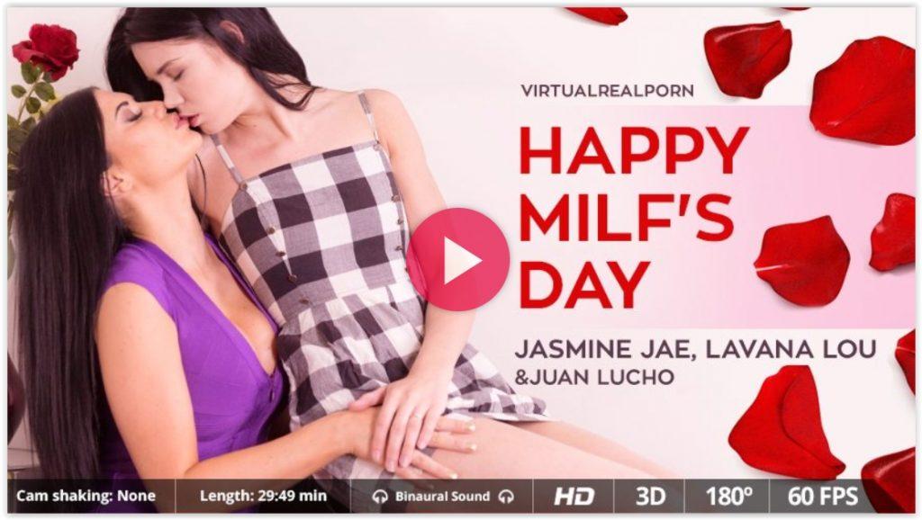 Jasmine Jae VR porn video